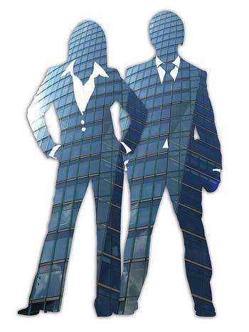 Hombre y mujer, conciliación