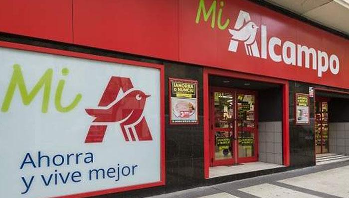 tienda MiAlcampo