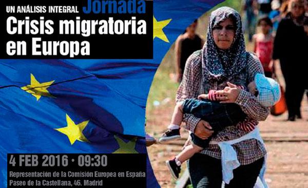 jornada crisis migratoria europa
