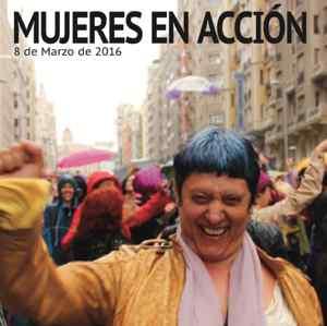 Mujeres en acción. Revista Servicios CCOO