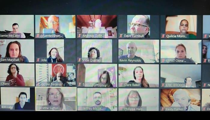 Videoconferencia hosteleria