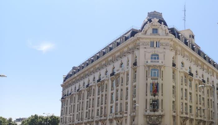 Hotel palace Huelga
