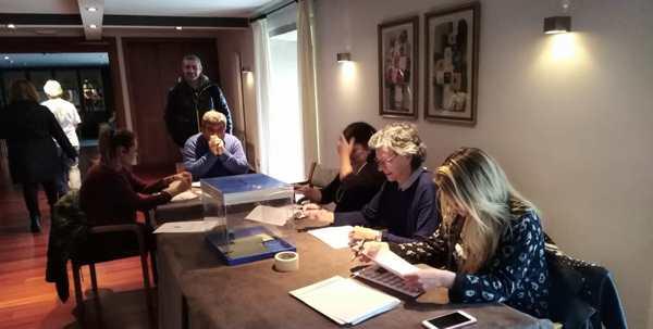 Votaciones elecciones sindicales en paradores de turismo
