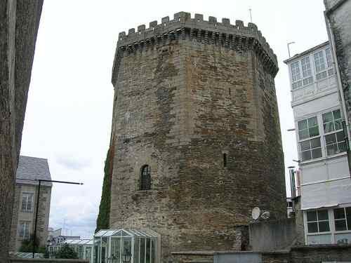 Torre parador de turismo de Villalba