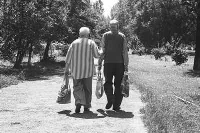 Pensionistas y futuro de las pensiones