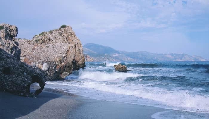 Turismo. Imagen de playa
