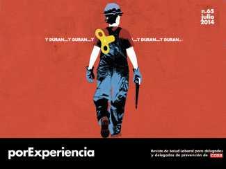 REvista por experiencia. Salud Laboral CCOO