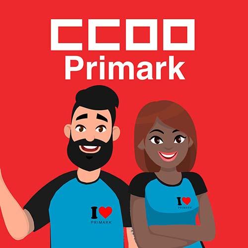 ccoo primark conflicto colectivo