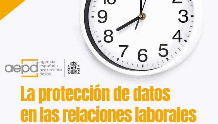 Guia de protección de datos y relaciones laborales
