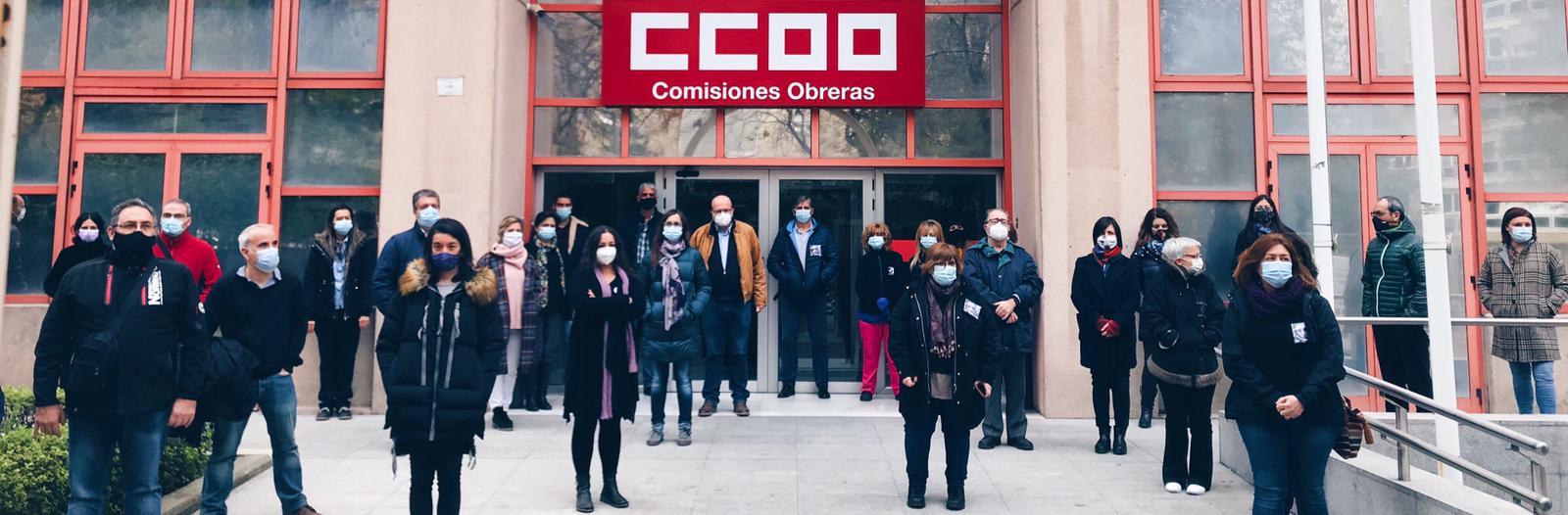 CCOO el 25N