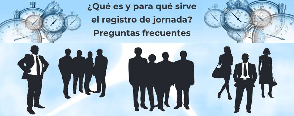 FAQ Registro de Jornada
