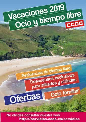 Residencias Tiempo libre 2019