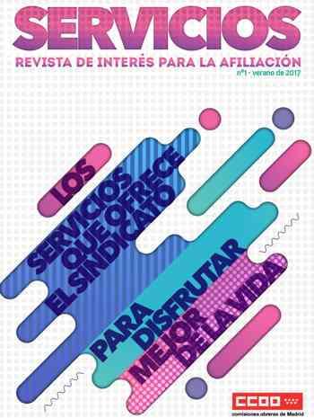 Revista Servicios CCOO