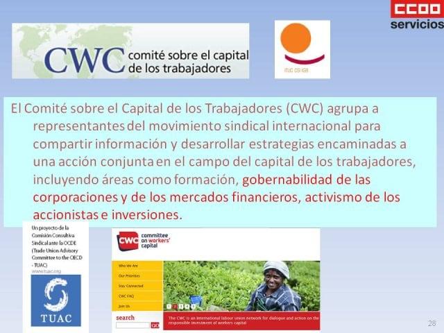 Comite sobre el capital de los trabajadores