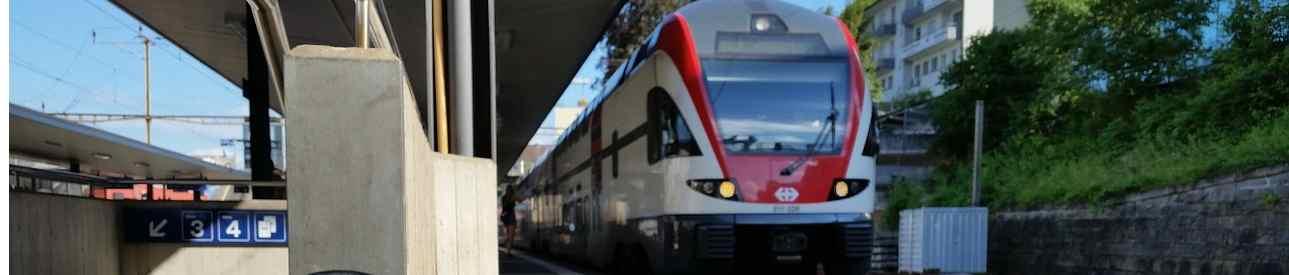 Tren cercanías. Movilidad