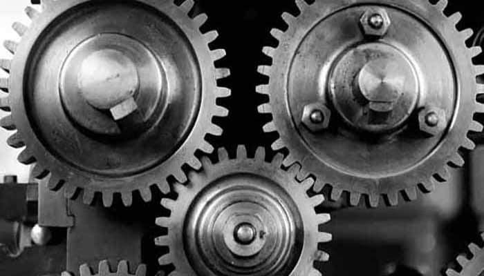 Engranaje. Empresas, trabajadores y trabajadoras