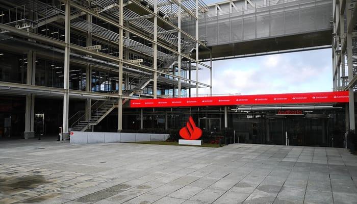 Sede Banco Santander en Boadilla