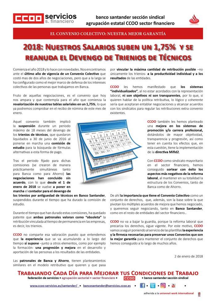 Sección Sindical Banco Santander