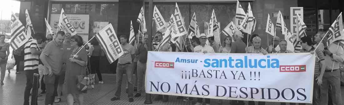 Despidos en Santa Lucía