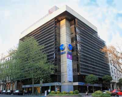 Edificio de CESCE en Madrid. Seguros