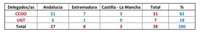 Elecciones en AMSUR
