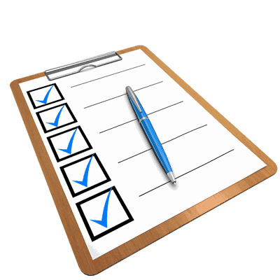 Lista de elección. Elecciones sindicales