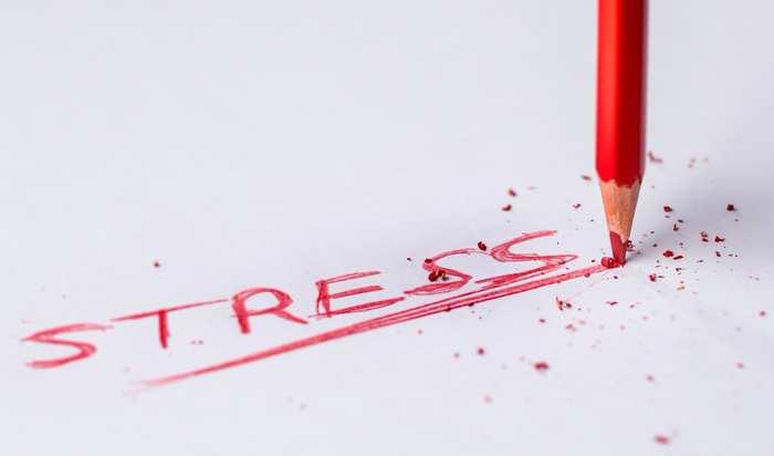 Imagen stress. Salud laboral en Servicios de prevención