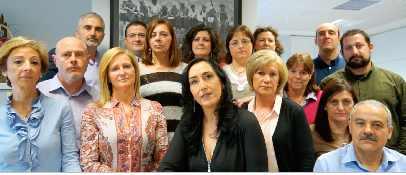 Elecciones sindicales AXA. Candidatos CCOO