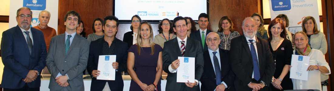 presentacion Unidad de Asistencia a Vïctimas de Violencia de Género Ibermutuamur