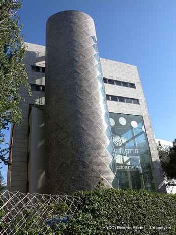 Sede de IbermutuaMur. Foto de Ricardo Ricote Rodríguez