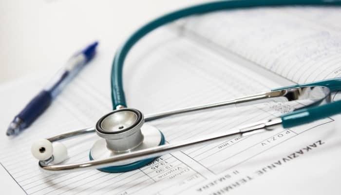 Instrumentos medicina. Salud laboral