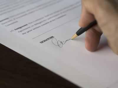 Firma preacuerdo mediación de seguros