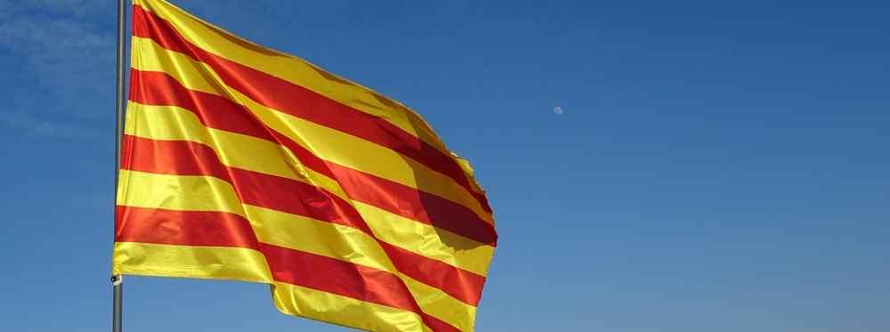 Bandera Catalunya