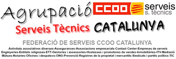 """[""""Agrupació de Serveis Tècnics CCOO Catalunya""""]"""