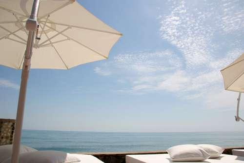 Playa para ilustrar turismo en Espa�a