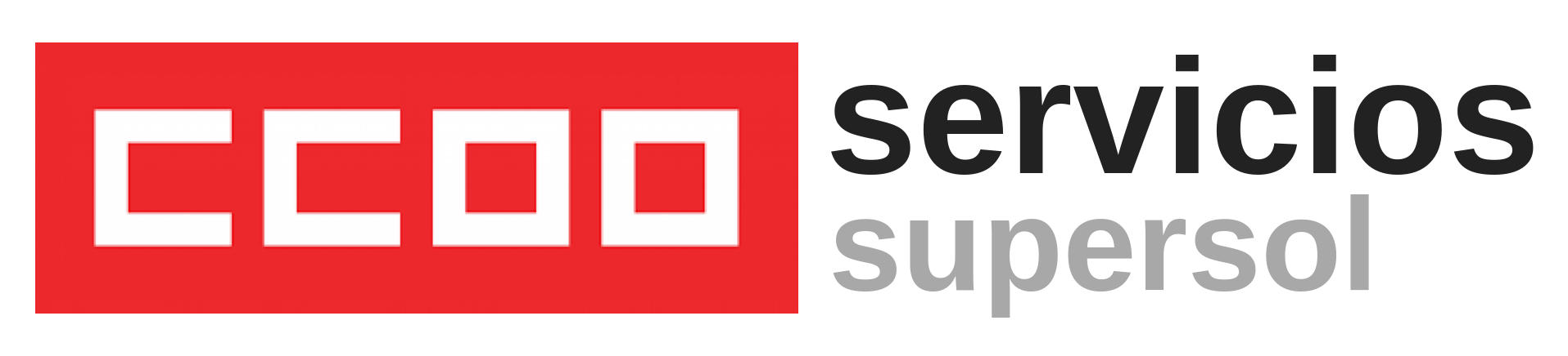 CCOO Supersol logo