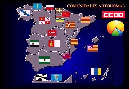 Comunidades Autónomas