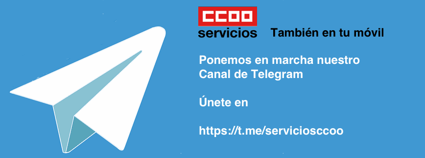 telegram ccoo