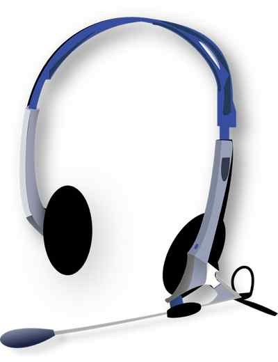 Cascos de Telemarketing