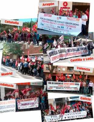 Movilizaciones Contact Center