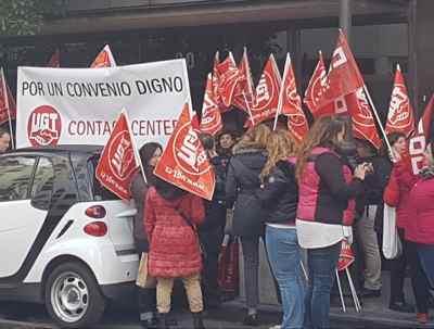 Concentración contact center en SIMA