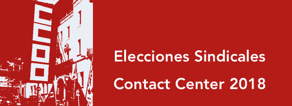 Elecciones sindicales contact center