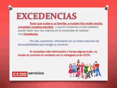 Excedencias en Contact Center