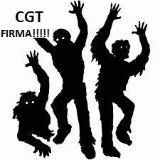 Firma CGT ERE