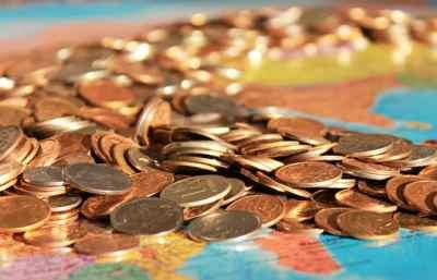 Imagen monedas, salario