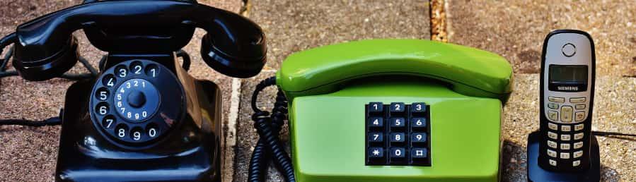 Telefonos. Contact center