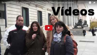 Videos Servicios CCOO