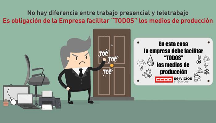 Convenio sector TIC