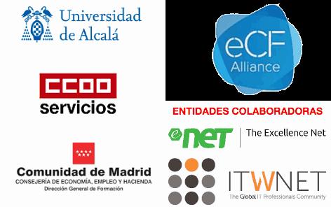 Jornada Marcos Europeos de Competencias Profesionales para las TIC