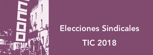 Elecciones Sindicales TIC